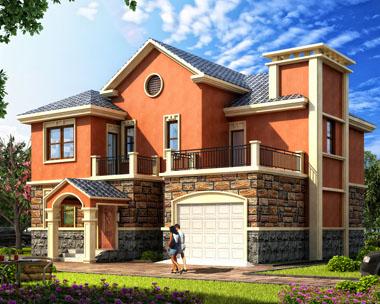 设计图分享 兄弟双拼房屋设计图17米11米 > 房屋设计图纸  房屋设计