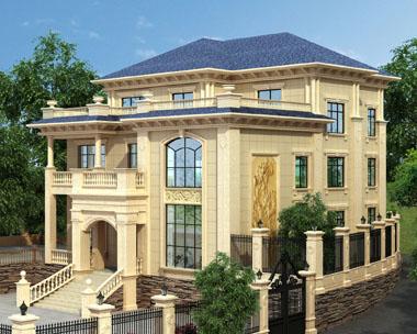 私人定制at1699三层豪华定制设计别墅建筑设计图纸~15