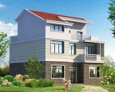 820三层自建别墅住宅设计图纸